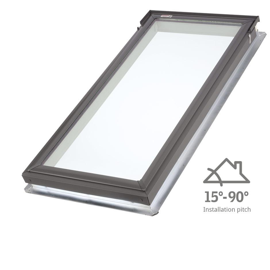 fs fixed skylight velux. Black Bedroom Furniture Sets. Home Design Ideas
