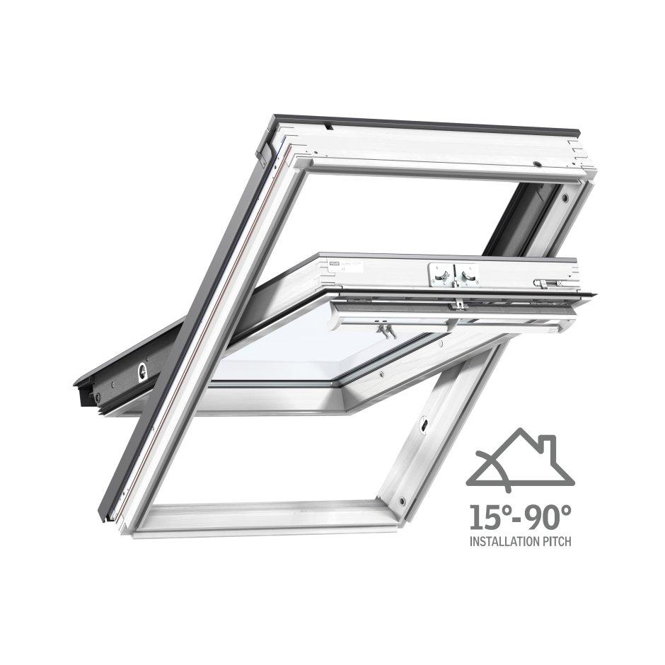 centre pivot roof window velux. Black Bedroom Furniture Sets. Home Design Ideas
