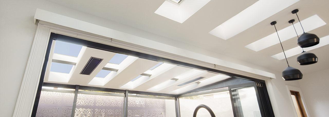 Skylights. 15x Flat Roof Skylight