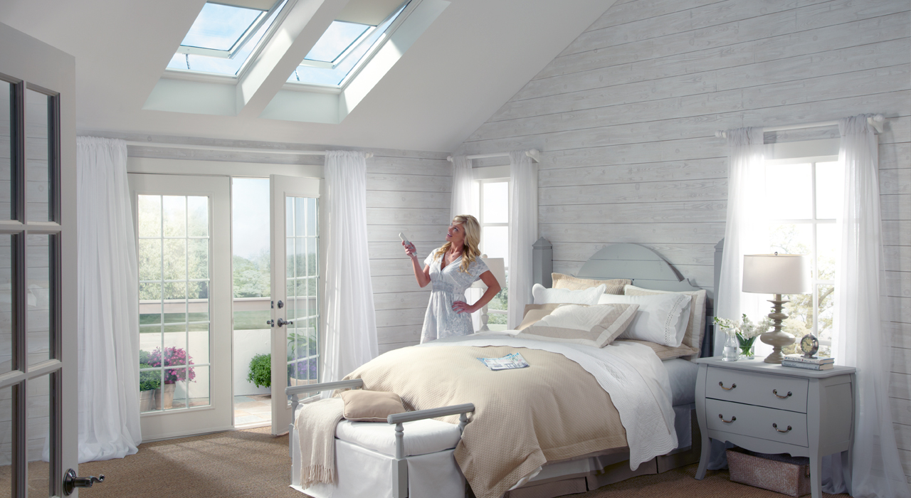 In Bedroom Bedroom Gallery Velux