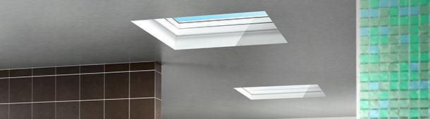 Flat Roof Windows Cfp Fixed Flat Roof Skylight Cvp