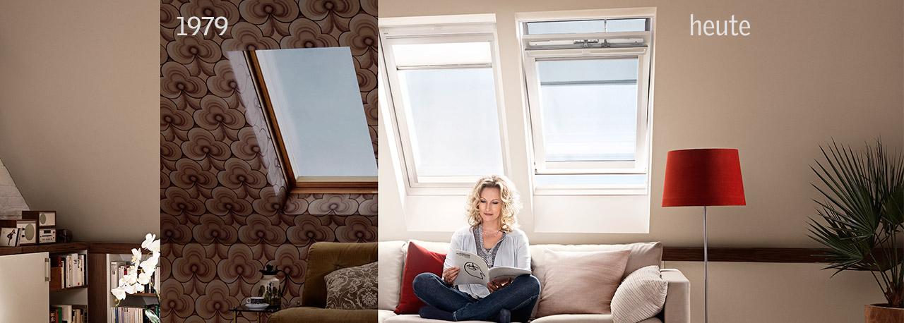 Buoni motivi a favore delle nuove finestre per tetti velux for Finestre shop