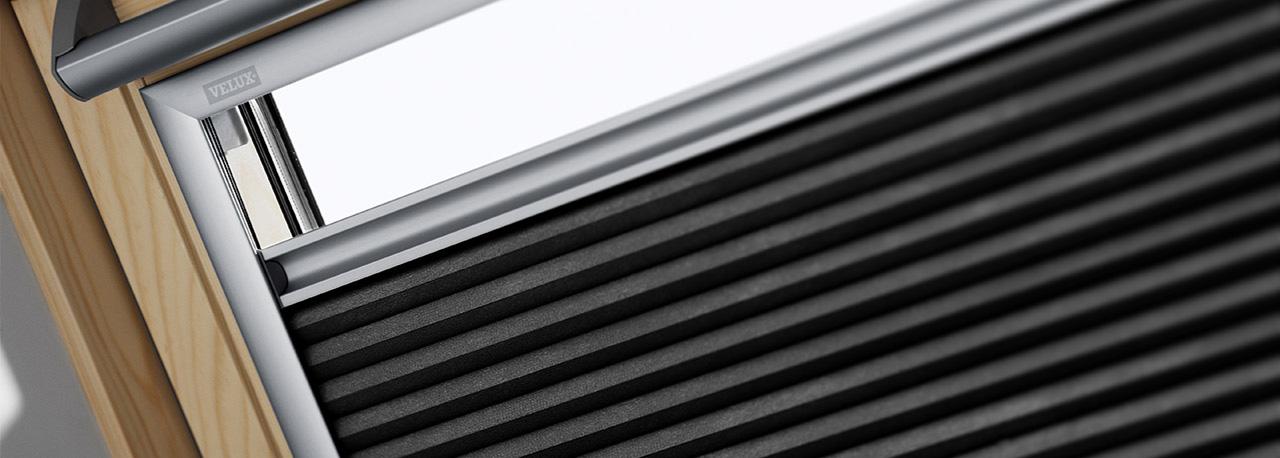 Cortinas velux para control energ tico for Catalogo velux 2016