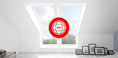 velux ideen für den dachausbau | dachfenster inspiration