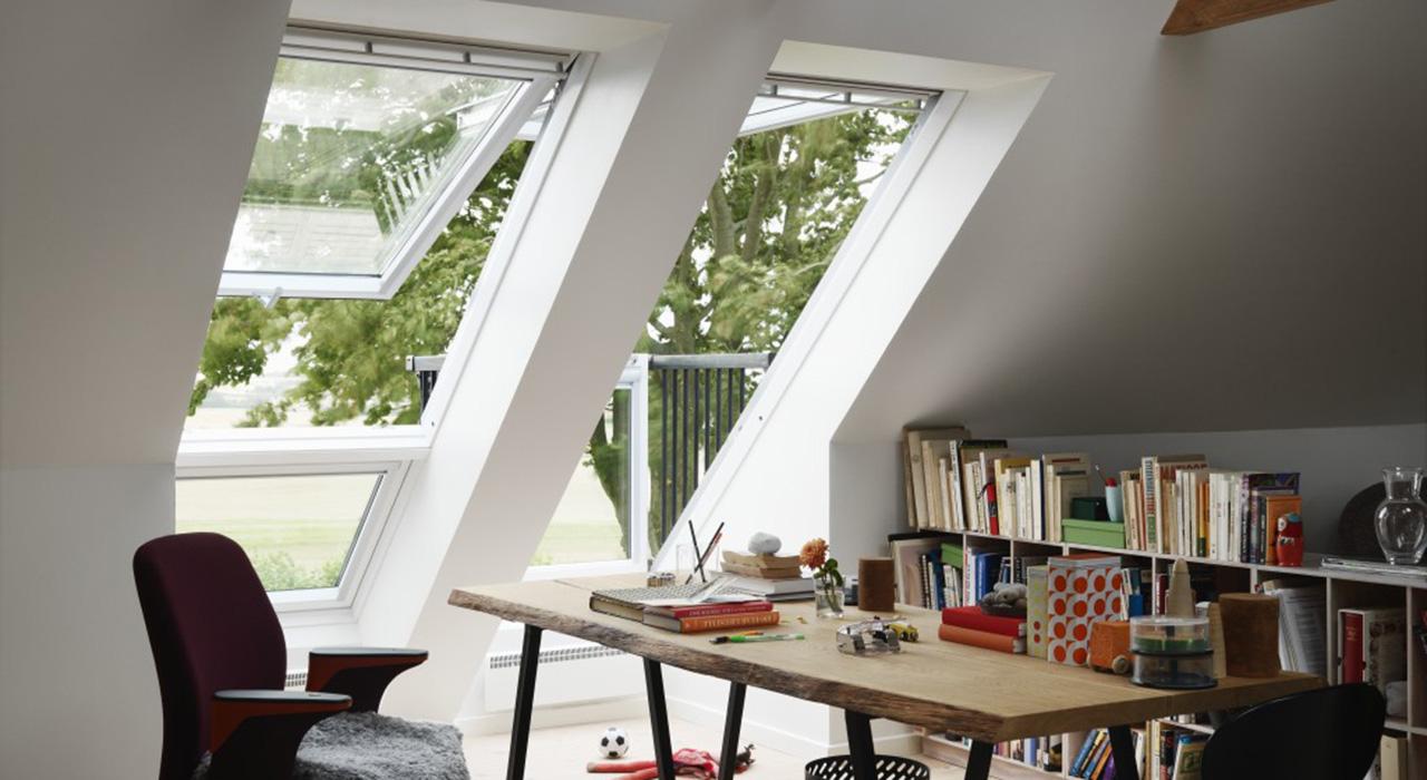 Dachfenster Einbauen Vorteile Ideen: Deko