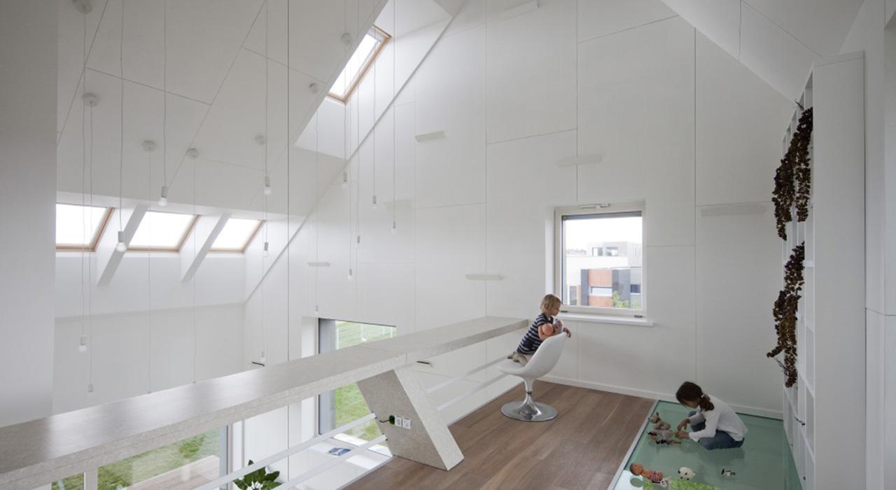Dachflächenfenster velux  Dachausbau Ideen für Wohnzimmer| VELUX Dachfenster