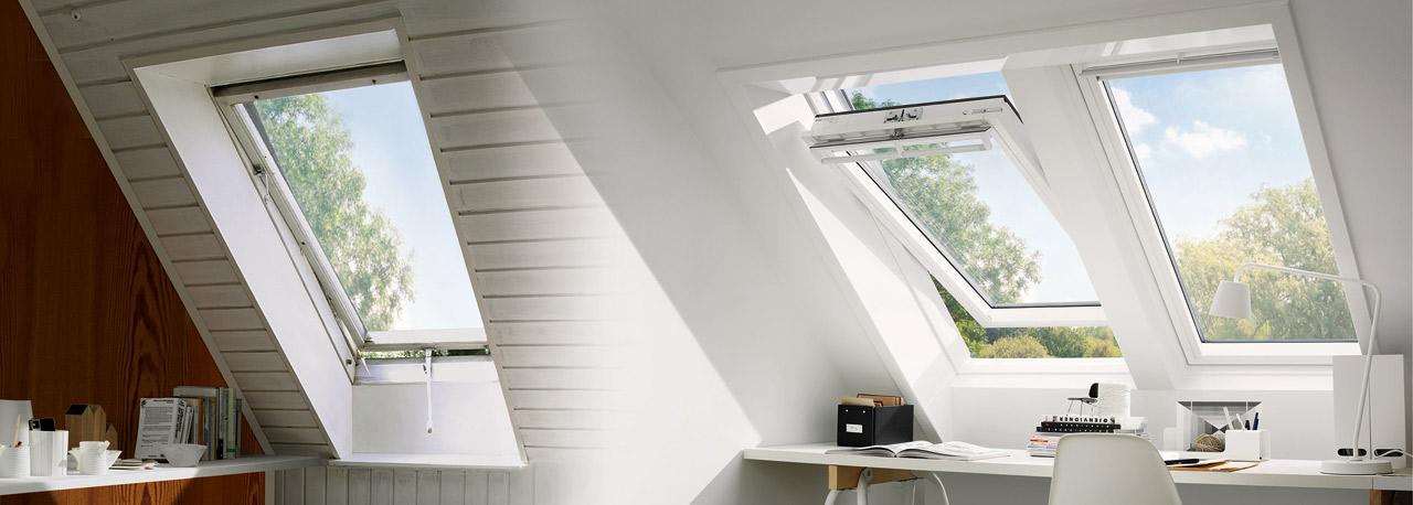 dachfenster austauschen und renovieren velux hat die. Black Bedroom Furniture Sets. Home Design Ideas