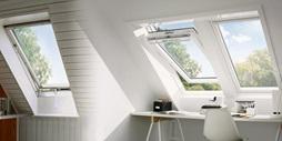 Dachflächenfenster velux  VELUX Zusatz für Dachfenster | Lichtfläche verlängern