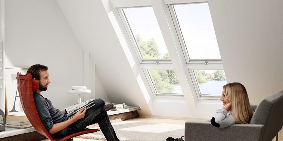 Buoni motivi a favore delle nuove finestre per tetti velux for Finestre x tetti