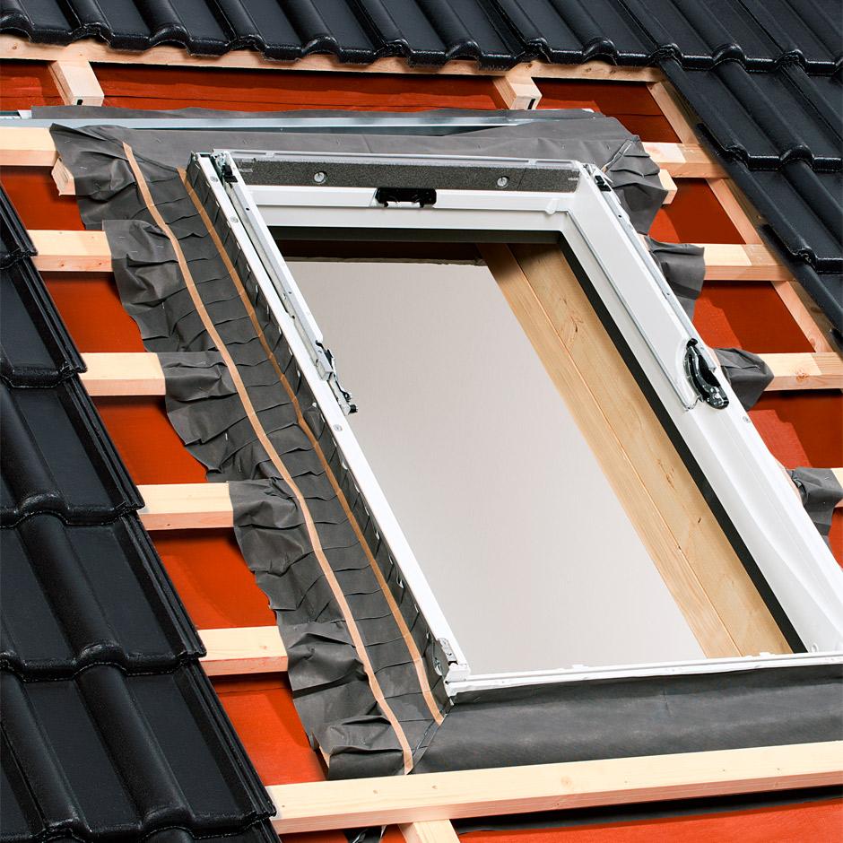 Prodotti per il montaggio per finestre per tetti velux for Prodotti velux