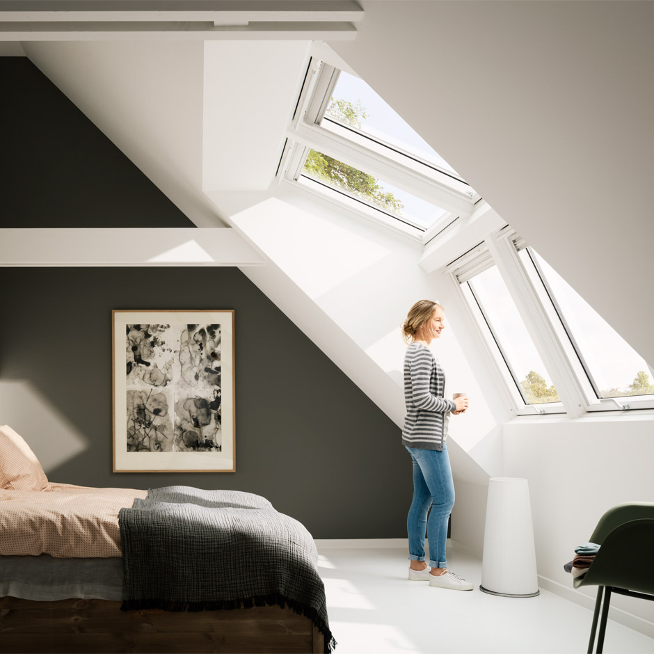 velux panorama licht luft ausblick unterm dach. Black Bedroom Furniture Sets. Home Design Ideas