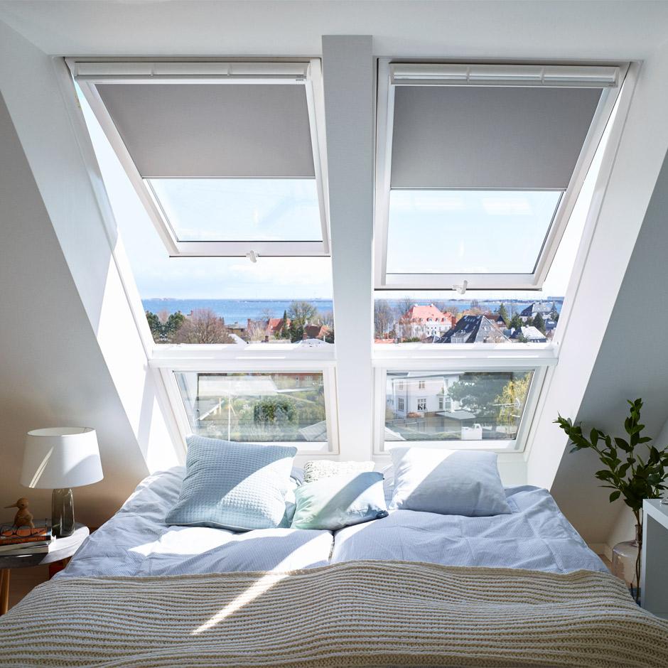 velux quartett licht luft ausblick unterm dach. Black Bedroom Furniture Sets. Home Design Ideas