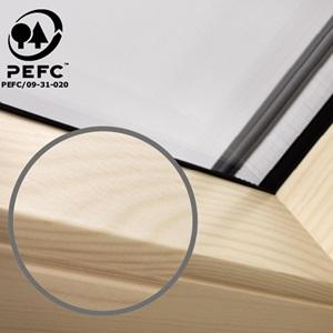velux schwingfenster mit obenbedienung | leicht bedienbar, Moderne