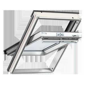 Schwingfenster detail  VELUX Schwingfenster mit Obenbedienung | Leicht bedienbar