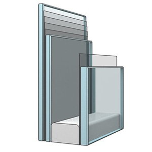 Flachdach fenster velux  VELUX Flachdachfenster (Lichtkuppel) mit Konvex-Glas