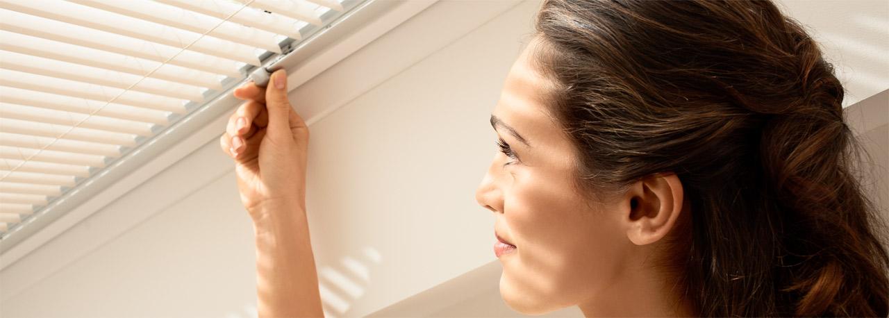 Velux dachfenster jalousien (jalousetten)   licht und schatten ...