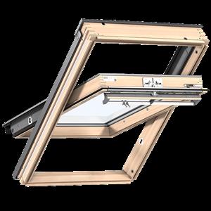 VELUX GGL 3066 fa tetőtéri ablak háromrétegű üveggel