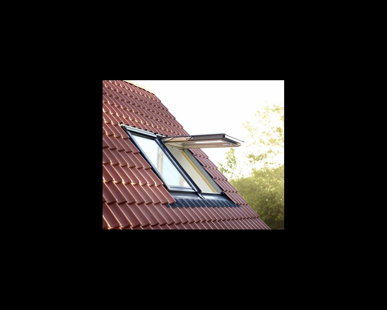 Finestre velux per la linea vita - Blocca finestra aperta ...