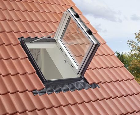 Finestre velux per la linea vita - Finestra sul tetto ...