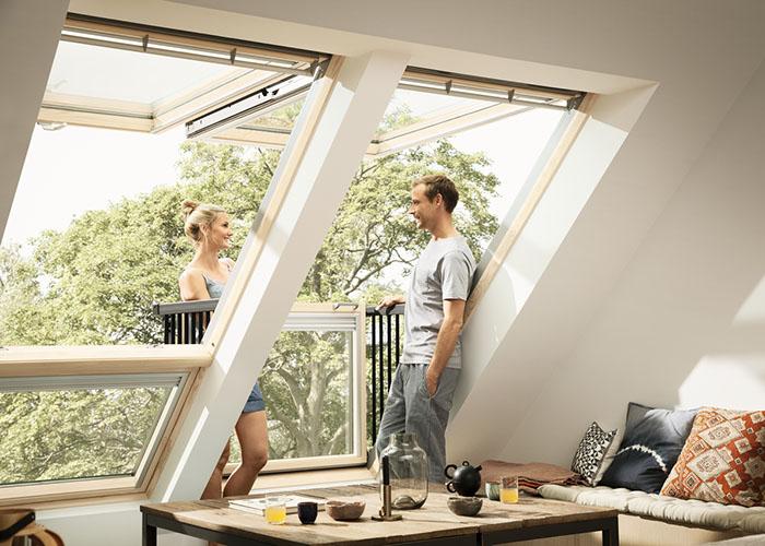 Finestre per tetti velux for Finestre per mansarda velux prezzi