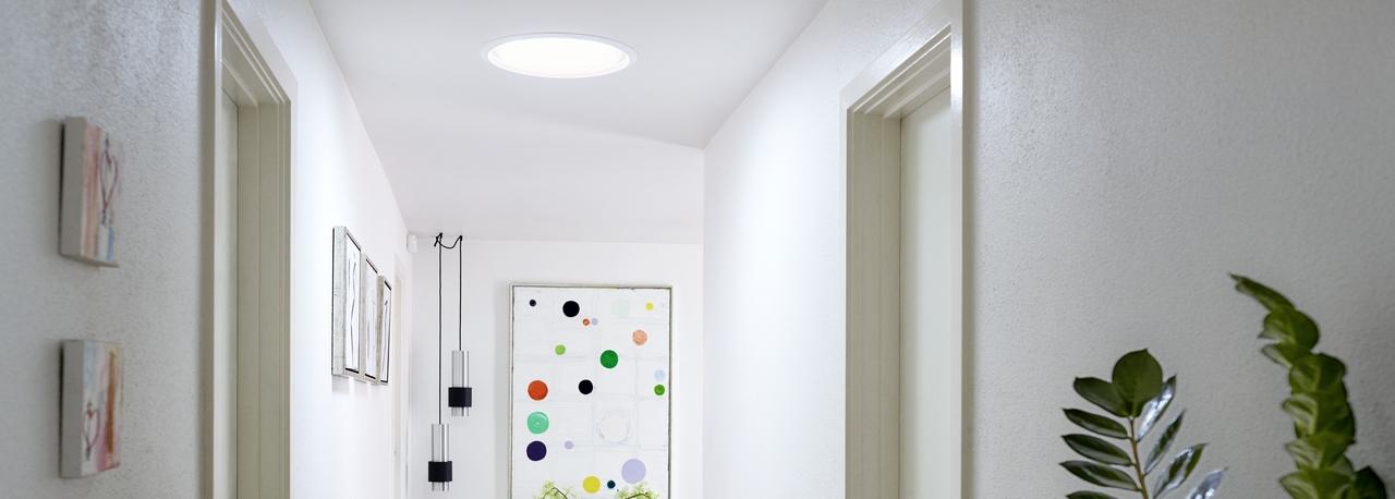 Tunnel solare velux soluzioni per tetti a falda e tetti for Velux finestre assistenza