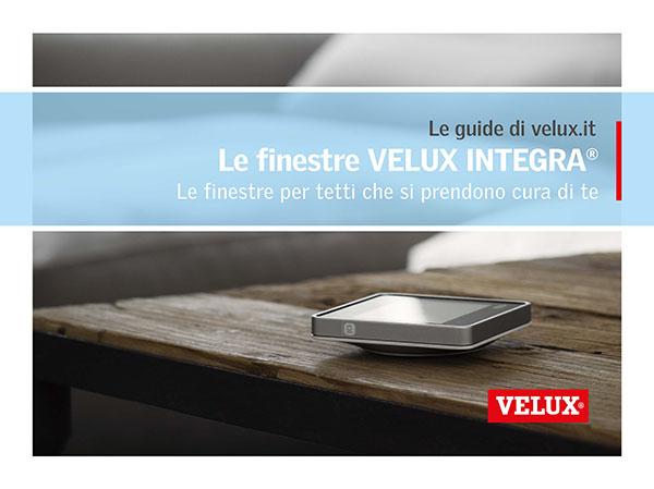 Finestre per tetti velux integra programmabili e for Velux installatori