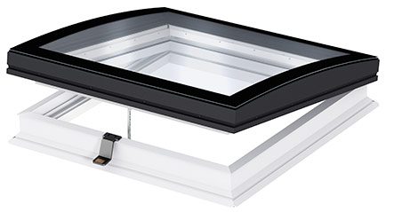 Velux Flat Roof Windows Light And Fresh Air In Flat Roof