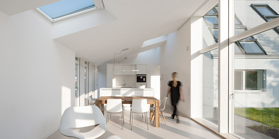 Velux customer cases house extensions for Velux customer support