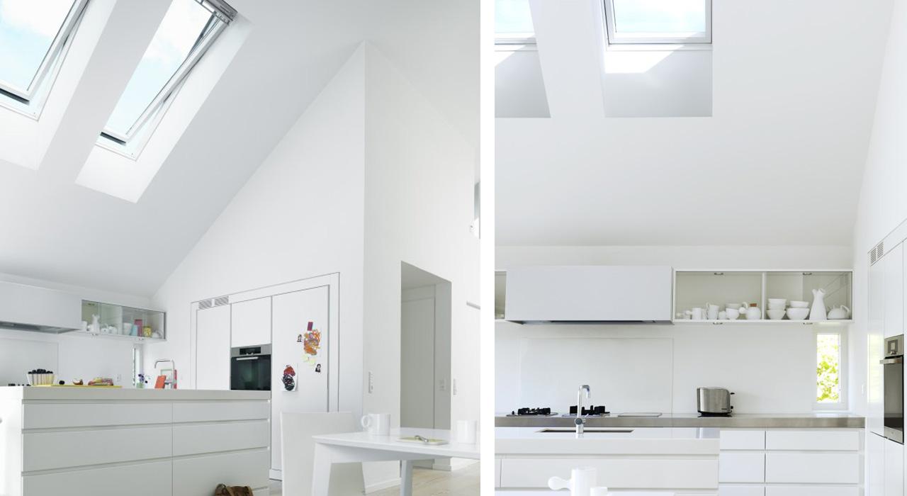 Køkkenidéer - tilføj dagslys og frisk luft til dit køkken med ...