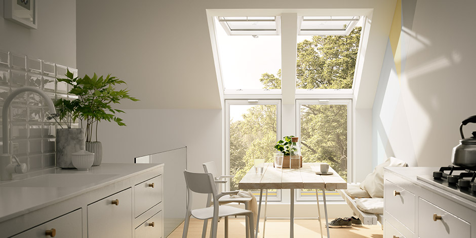 Kitchen Ideas Add Dayligt And Fresh Air To Your Kitchen