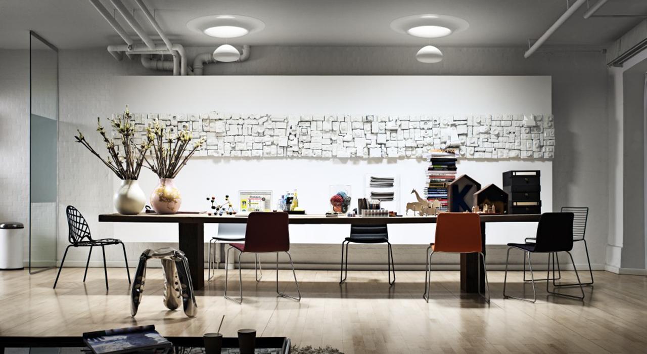 Ideen für das Arbeitszimmer – Mit VELUX Dachfenstern