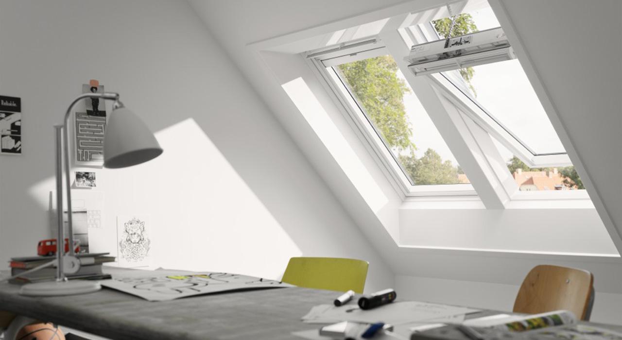Home Office Mit Dachfenster Ideen Bilder – usblife.info