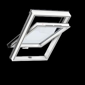 Mансардные окна велюкс - Белый пластик