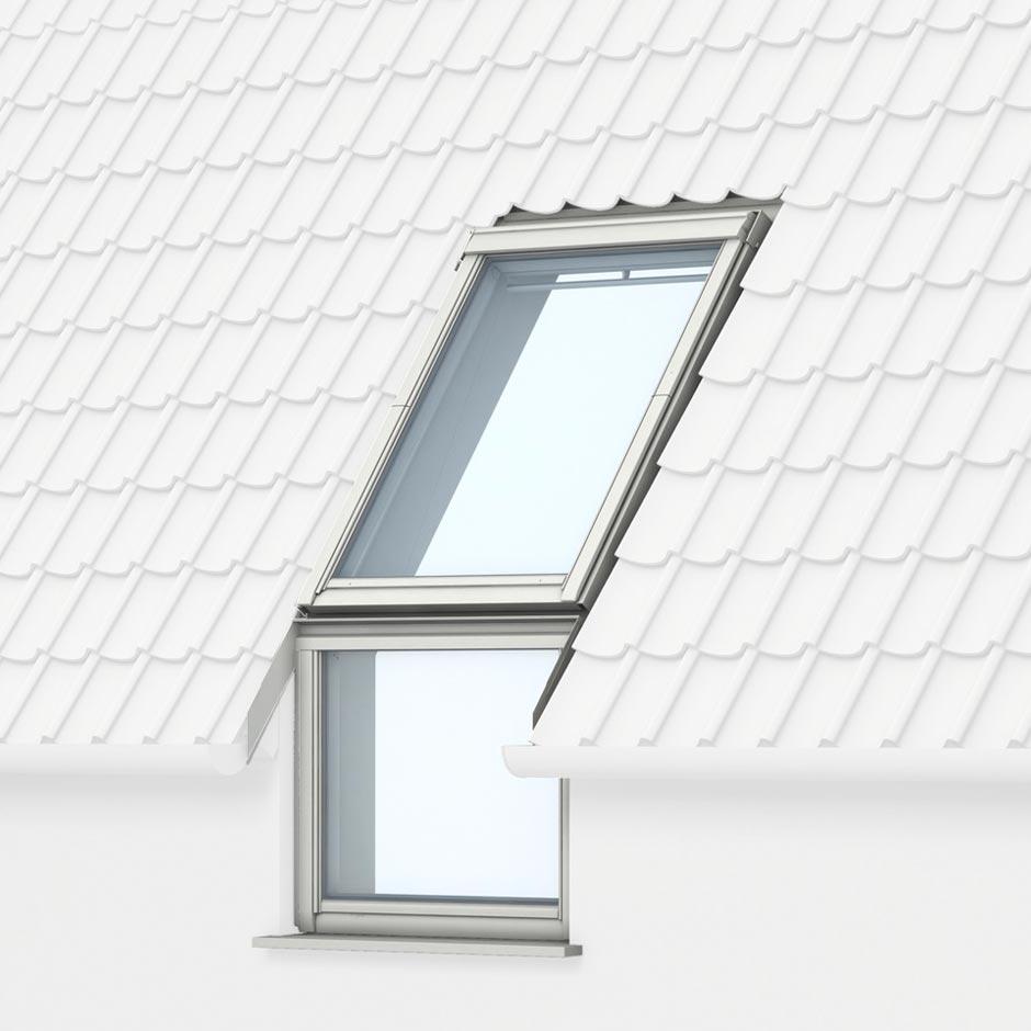 Combinazioni di finestre per tetti velux - Finestre velux per tetti ...