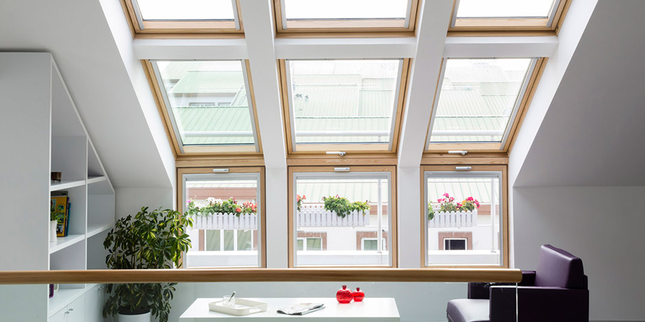 Get More Light With More Roof Windows