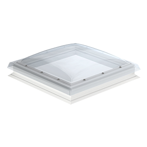 Velux Flat Roof Skylights Light And Fresh Air In Flat