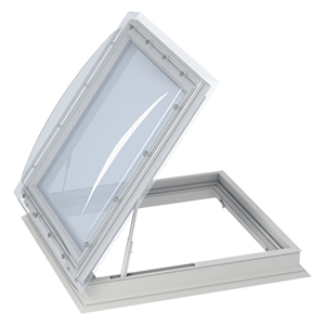 finestre per tetti piani elettriche velux con telecomando