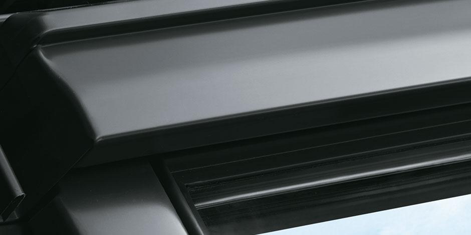 Velux cabrio balkonvenster velux dakramen - Velux en aluminium ...