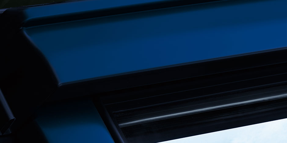 Velux integra dakraam op afstand te bedienen dakramen - Velux en aluminium ...
