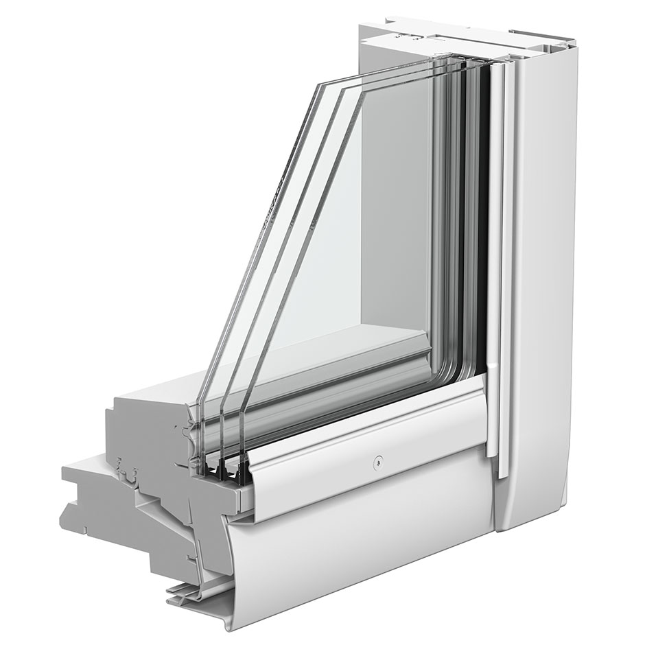 Finestre per tetti velux integra programmabili e for Velux in alluminio
