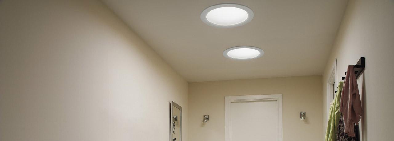 velux sun tunnel bringen tageslicht in fensterlose r ume. Black Bedroom Furniture Sets. Home Design Ideas