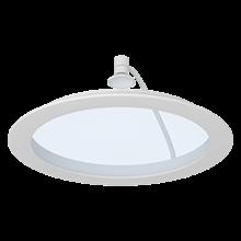 Zestaw oświetleniowy do świetlika tunelowego