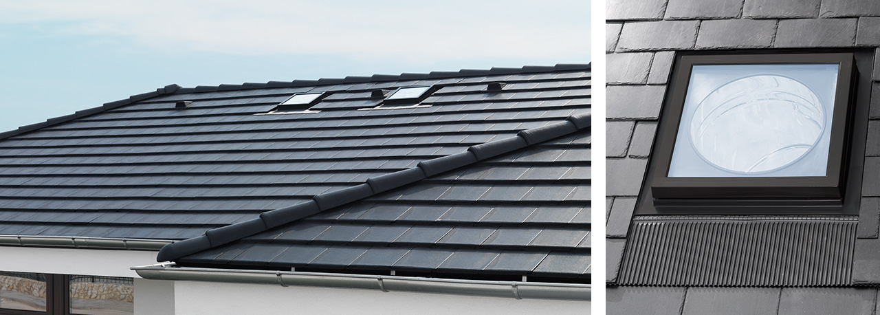 Velux Sun Tunnels For Pitched Roofs With Flex Or Rigid Tunnels