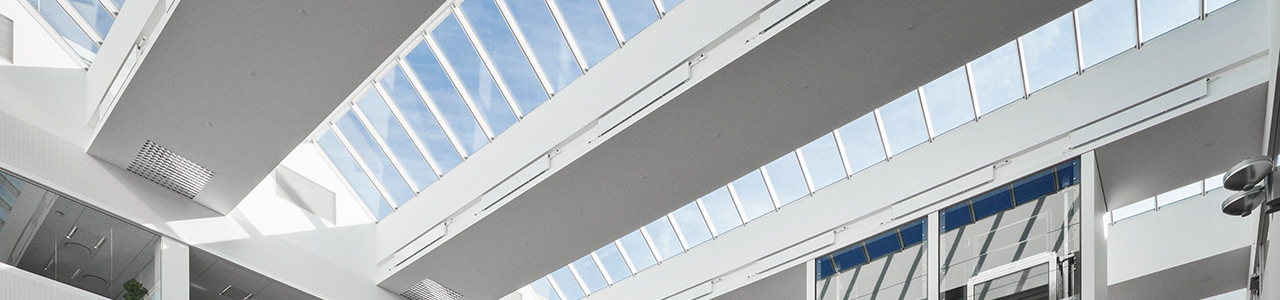 Velux Modular Skylights System Rooflights And Roof Glazing