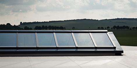 Verri re double 25 40 fen tres de toit autoportantes - Verriere externe ...
