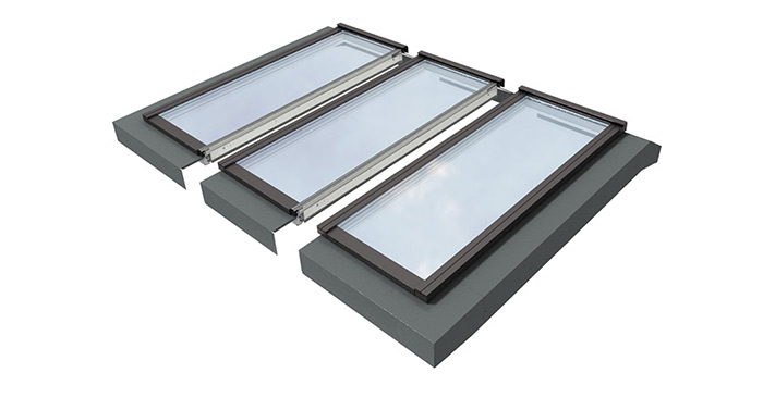 velux modular skylights products and packages. Black Bedroom Furniture Sets. Home Design Ideas