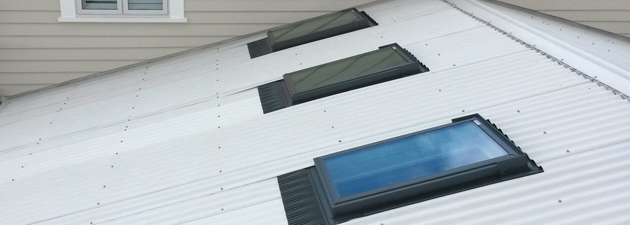 Flashings for velux skylights and roof windows a low profile weathertight installation each time sciox Image collections