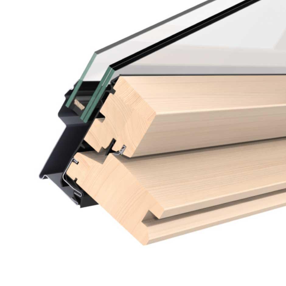 Клееная древесина устойчива к деформации