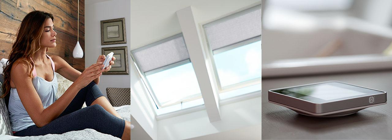 skylight remote