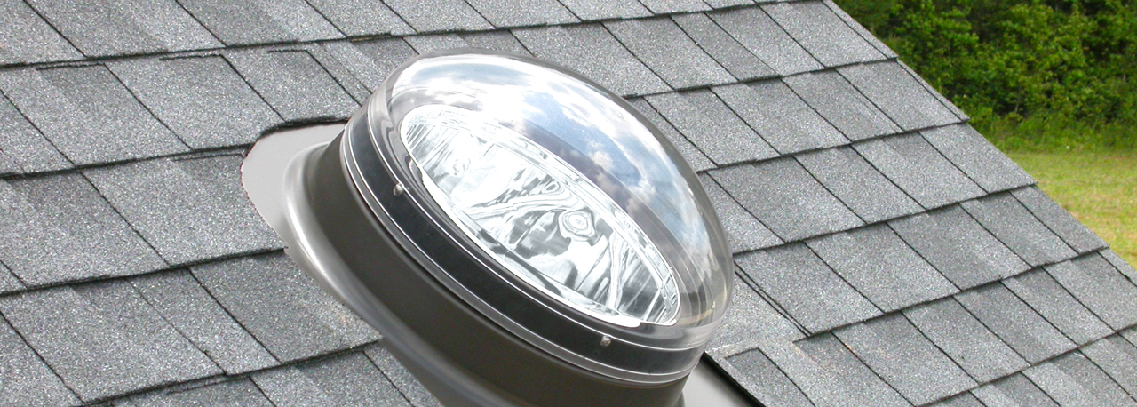 VELUX SUN TUNNEL skylights can dramatically change a room. Theyu0027re the  fastest way to add natural light and the